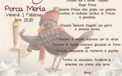 Porca Merla 2019