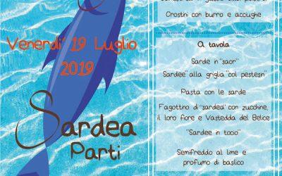 Sardea parti 2019